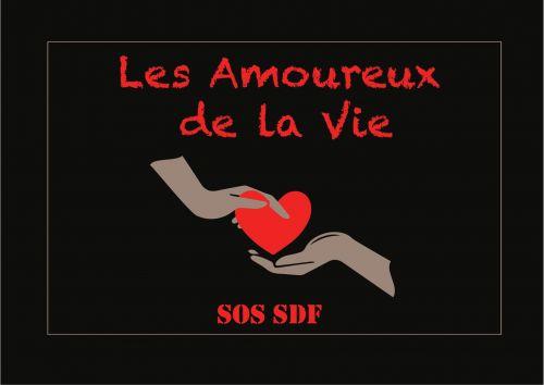 SOS SDF - Les Amoureux de la Vie